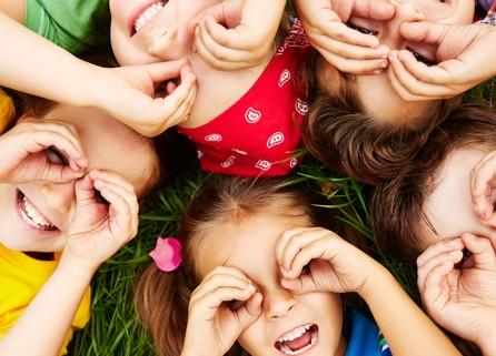Το μυστικό για υγιή και ευτυχισμένα παιδιά!