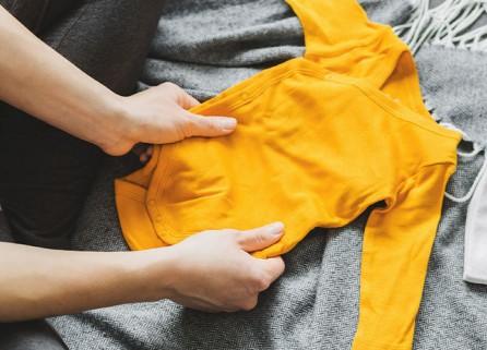 Σωστό πλύσιμο βρεφικών ρούχων